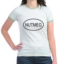 NUTMEG (oval) T