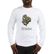 PEO Sisterhood Long Sleeve T-Shirt