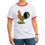 Dutch Bantam Rooster Ringer T