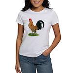 Dutch Bantam Rooster Women's T-Shirt
