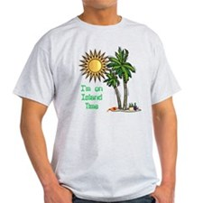 3-island time T-Shirt