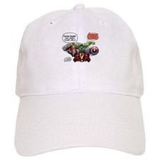 Avengers Assemble Personalized Design 1 Baseball Cap