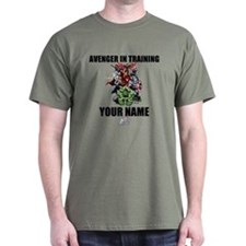 Avengers Assemble Personalized Design T-Shirt