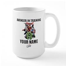 Avengers Assemble Personalized Design 2 Mug