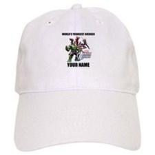 Avengers Assemble Personalized Design 3 Baseball Cap