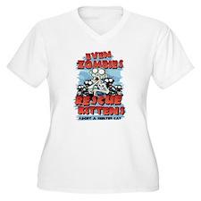 Even Zombies Resc T-Shirt