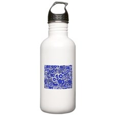 Cute Tissue culture Water Bottle