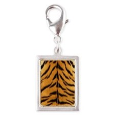 Tiger Fur Print Charms
