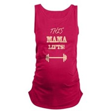Funny Maternity Tank Top