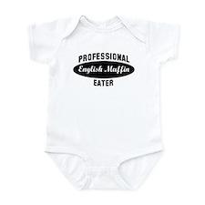 Pro English Muffin eater Infant Bodysuit