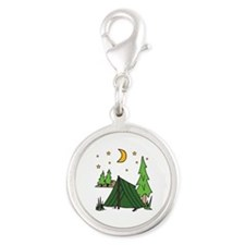 Tent Camping Charms