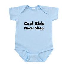 Cool Kids Never Sleep Body Suit
