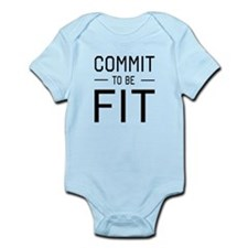 Commit to be fit Body Suit