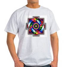 Sri Yantra Bright T-Shirt