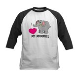 I Love My Mummies Elephant Tee