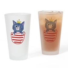 Unique Pocket kids Drinking Glass