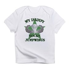 Cute Army paratrooper Infant T-Shirt