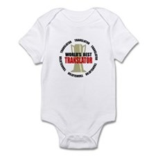 Best Translator Infant Bodysuit