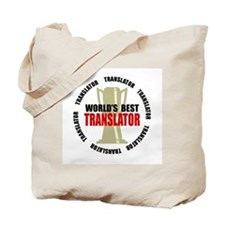 Best Translator Tote Bag