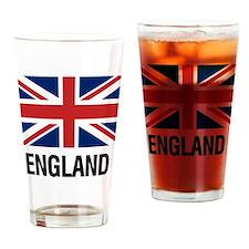 Unique British flags Drinking Glass