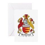 Henderson crest Greeting Cards (10 Pack)