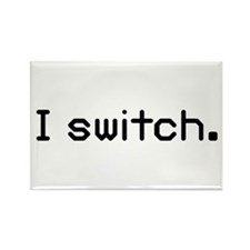 I switch Rectangle Magnet