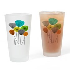 Cute Plants Drinking Glass