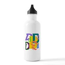 Initial Design (D) Water Bottle