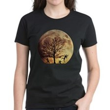 Moon Dance for Black Tee