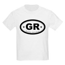 GR Golden Retriever T-Shirt
