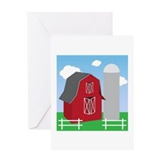 Farm Greeting Cards
