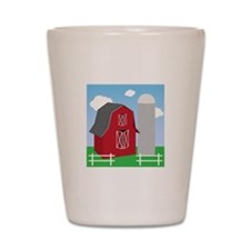 Farm Shot Glass