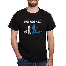 Custom Surfing Evolution T-Shirt