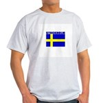 Stockholm, Sweden Light T-Shirt