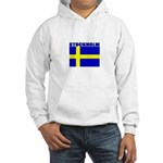 Stockholm, Sweden Hooded Sweatshirt