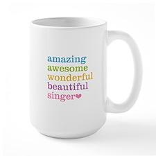 Amazing singer Mugs