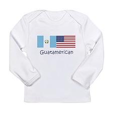 Unique Guatemalan Long Sleeve Infant T-Shirt