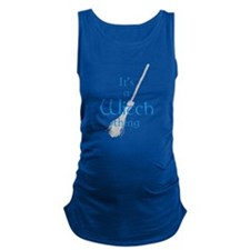 Witch Thing Maternity Tank Top