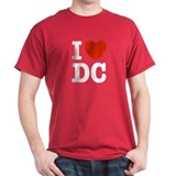 I Love DC T-Shirt
