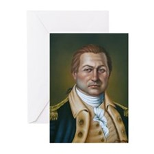Colonel Benjamin Cleveland Cards (Pk of 10)
