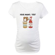 Custom Peanut Butter And Jam Shirt