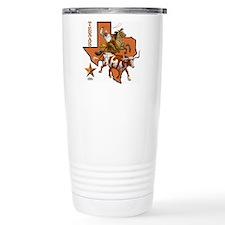 Funny Horses Stainless Steel Travel Mug