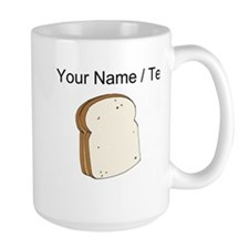 Custom Peanut Butter Sandwich Mugs