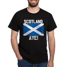 Scotland Aye T-Shirt