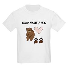 Custom Bear Love T-Shirt