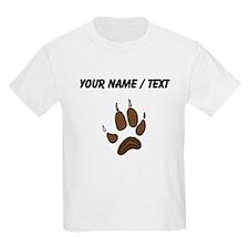 Custom Bear Claw T-Shirt