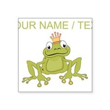 Custom Frog Prince Sticker