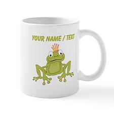 Custom Frog Prince Mugs