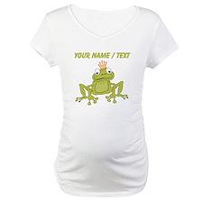 Custom Frog Prince Shirt