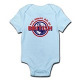 British Dads Infant Bodysuit